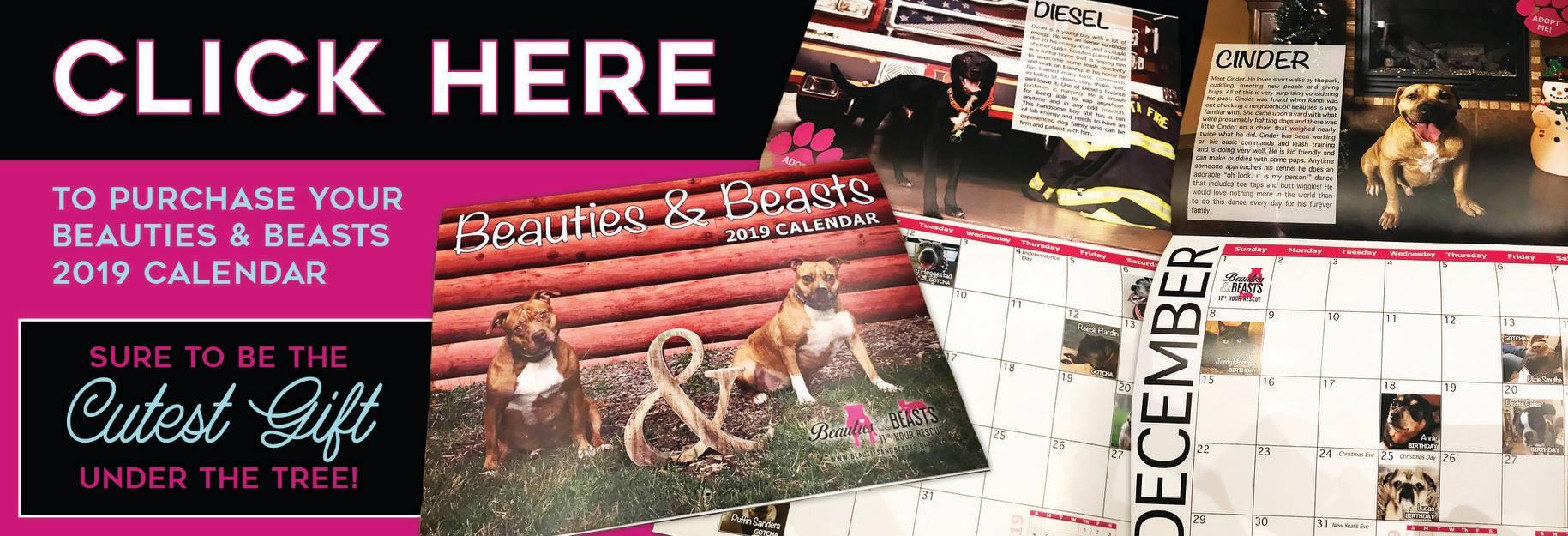 Purchase Calendar